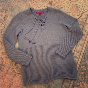 Said Fifth Avenue light blue/gray sweater